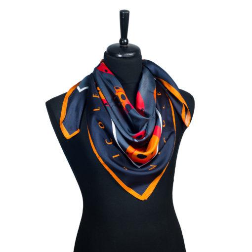 N&G Silk Scarf - Toyin