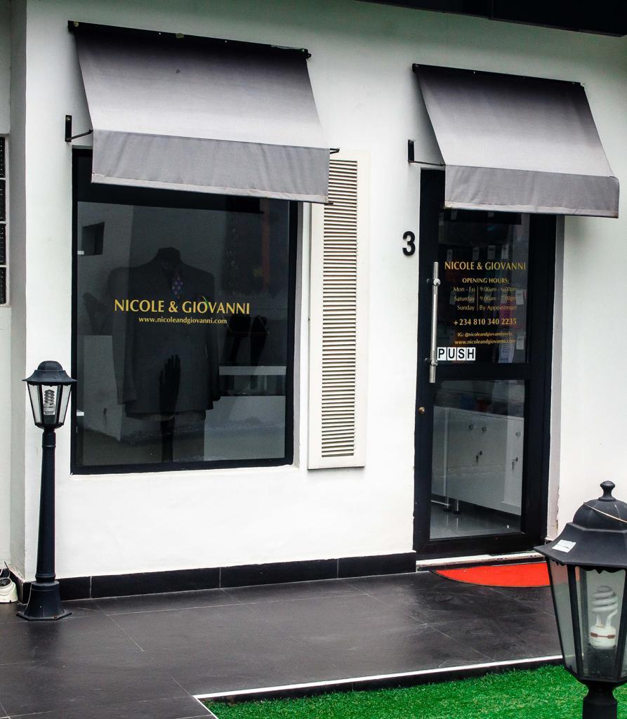 N&G Storefront