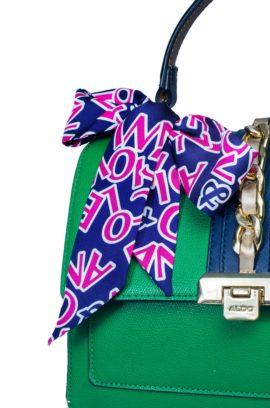 N&G Silk Bag Scarf - Dumebi