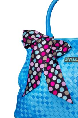 N&G Silk Bag Scarf - Fade