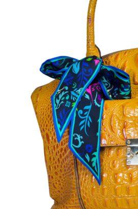 N&G Silk Bag Scarf - Titi